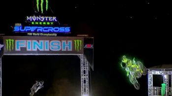 Monster Energy TV Spot, 'Supercross Finish Line' - Thumbnail 7