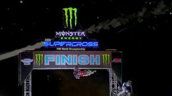 Monster Energy TV Spot, 'Supercross Finish Line' - Thumbnail 8