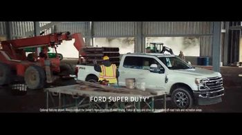 Ford TV Spot, 'Because of This: Trucks' [T2] - Thumbnail 2