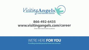 Visiting Angels TV Spot, 'Caregiving: Seniors Stay Safer at Home' - Thumbnail 8