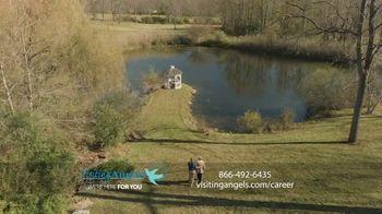 Visiting Angels TV Spot, 'Caregiving: Seniors Stay Safer at Home' - Thumbnail 3