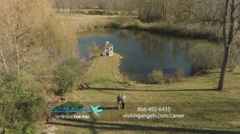 Visiting Angels TV Spot, 'Caregiving: Seniors Stay Safer at Home' - Thumbnail 4