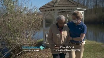 Visiting Angels TV Spot, 'Caregiving: Seniors Stay Safer at Home' - Thumbnail 6