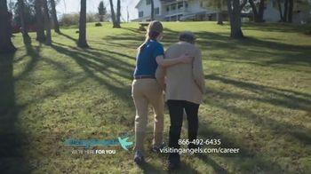 Visiting Angels TV Spot, 'Caregiving: Seniors Stay Safer at Home' - Thumbnail 7