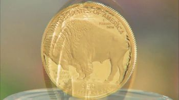 National Collector's Mint 2021 Gold Buffalo Tribute Proof TV Spot, 'Look Closely'