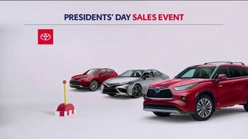 Toyota Presidents Day Sales Event TV Spot, 'Check This Out' [T2] - Thumbnail 1