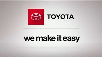Toyota Presidents Day Sales Event TV Spot, 'Check This Out' [T2] - Thumbnail 6