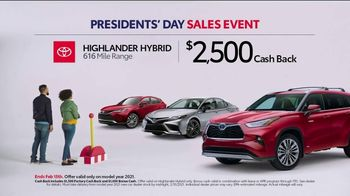 Toyota Presidents Day Sales Event TV Spot, 'Check This Out' [T2] - Thumbnail 4
