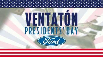 Ford Ventatón de Presidents Day TV Spot, 'En este momento' [Spanish] [T2] - Thumbnail 2