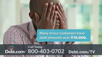 Debt.com TV Spot, 'Unexpected Expenses' - Thumbnail 3