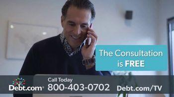 Debt.com TV Spot, 'Unexpected Expenses' - Thumbnail 8
