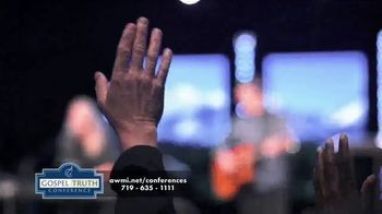 Andrew Wommack Ministries TV Spot, '2021 Gospel Truth Conference: Phoenix and Orlando' - Thumbnail 1