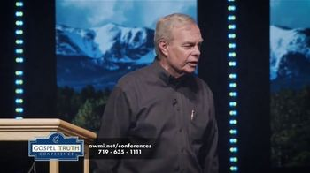 Andrew Wommack Ministries TV Spot, '2021 Gospel Truth Conference: Phoenix and Orlando' - Thumbnail 8