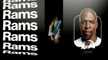 Verizon TV Spot, 'Rams and Dolphins: Two Superfans' Featuring Terry Crews, Alex Rodriguez - 2 commercial airings