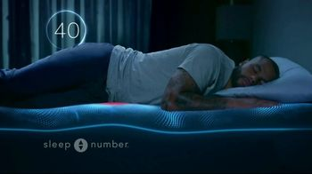 Sleep Number TV Spot, 'NFL: Quality Sleep' - 6 commercial airings