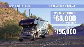 La Mesa RV TV Spot, '2021 Entegra Accolade'