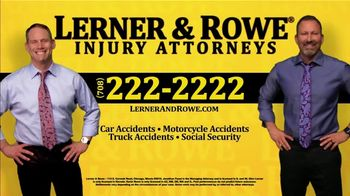 Lerner and Rowe Injury Attorneys TV Spot, 'Bottom Falling Out' - Thumbnail 7