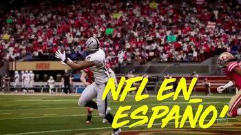 NFL TV Spot, 'NFL en español' [Spanish] - 2 commercial airings