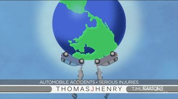 Thomas J. Henry Injury Attorneys TV Spot, \'Car Accident Lawyers: Simple as 1-2-3\'\'