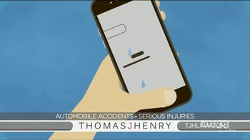 Thomas J. Henry Injury Attorneys TV Spot, 'Car Accident Lawyers: Simple as 1-2-3'' - Thumbnail 4