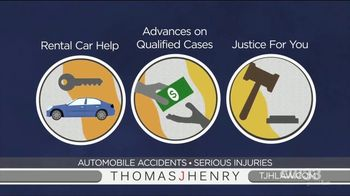 Thomas J. Henry Injury Attorneys TV Spot, 'Car Accident Lawyers: Simple as 1-2-3'' - Thumbnail 7