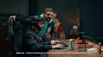 Mountain Dew Amp Game Fuel TV Spot, 'Victory in a Can' - Thumbnail 10