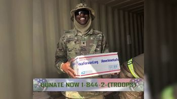 Newsmax Troopathon TV Spot, 'Care Packages' - Thumbnail 8