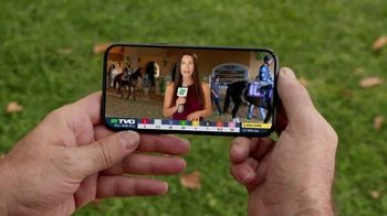 TVG Network TV Spot, 'A New Home of Horse Racing: 50% Bonus' - Thumbnail 6