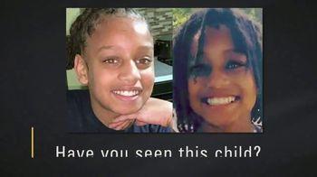 National Center for Missing & Exploited Children TV Spot, 'Breasia Terrell' - Thumbnail 1
