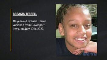 National Center for Missing & Exploited Children TV Spot, 'Breasia Terrell' - Thumbnail 2