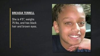 National Center for Missing & Exploited Children TV Spot, 'Breasia Terrell' - Thumbnail 3