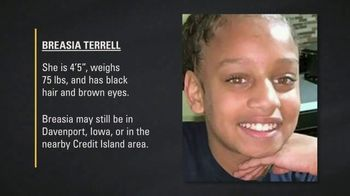 National Center for Missing & Exploited Children TV Spot, 'Breasia Terrell'