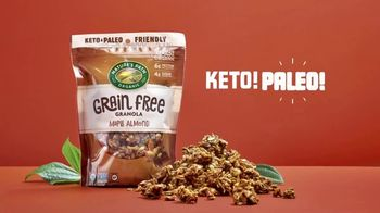 Nature's Path Grain Free Maple Almond Granola TV Spot, 'Goodness To Go' - Thumbnail 2