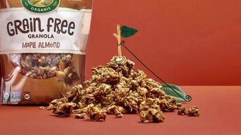 Nature's Path Grain Free Maple Almond Granola TV Spot, 'Goodness To Go' - Thumbnail 3