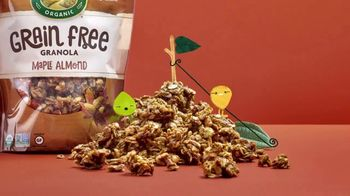 Nature's Path Grain Free Maple Almond Granola TV Spot, 'Goodness To Go' - Thumbnail 4