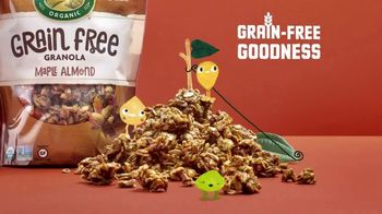 Nature's Path Grain Free Maple Almond Granola TV Spot, 'Goodness To Go' - Thumbnail 5