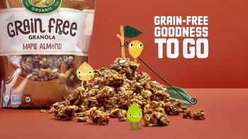 Nature's Path Grain Free Maple Almond Granola TV Spot, 'Goodness To Go'