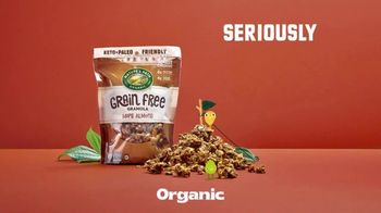 Nature's Path Grain Free Maple Almond Granola TV Spot, 'Goodness To Go' - Thumbnail 7