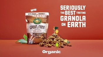 Nature's Path Grain Free Maple Almond Granola TV Spot, 'Goodness To Go' - Thumbnail 8