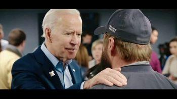 Biden for President TV Spot, 'American President' - 45 commercial airings