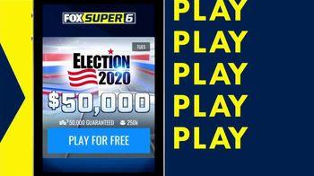 FOX Super 6 Presidential Debate Game TV Spot, 'Before the Election: $50,000' - Thumbnail 3