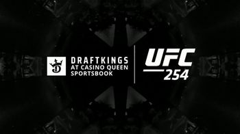 DraftKings at Casino Queen TV Spot, 'UFC 254: Bet $1 to Win $100' - Thumbnail 10