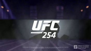 DraftKings at Casino Queen TV Spot, 'UFC 254: Bet $1 to Win $100' - Thumbnail 3