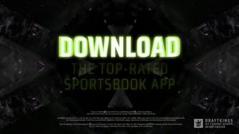 DraftKings at Casino Queen TV Spot, 'UFC 254: Bet $1 to Win $100' - Thumbnail 8