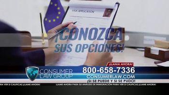 Consumer Law Group TV Spot, 'Ciudadanía estadounidense denegada' [Spanish] - Thumbnail 4