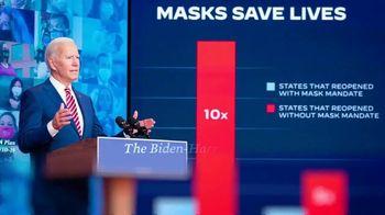 Biden for President TV Spot, 'Joe Biden on COVID-19' - Thumbnail 3