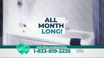 Bath Fitter Black Friday Sale TV Spot, 'A Time for Giving'