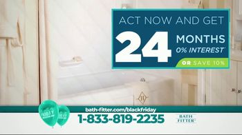 Bath Fitter Black Friday Sale TV Spot, 'A Time for Giving' - Thumbnail 4