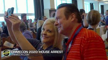 CrimeCon TV Spot, 'Oxygen: 2020 House Arrest' - Thumbnail 1