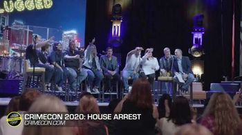 CrimeCon TV Spot, 'Oxygen: 2020 House Arrest'